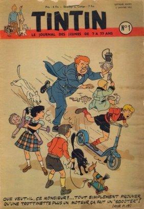 [ Tintin ] :