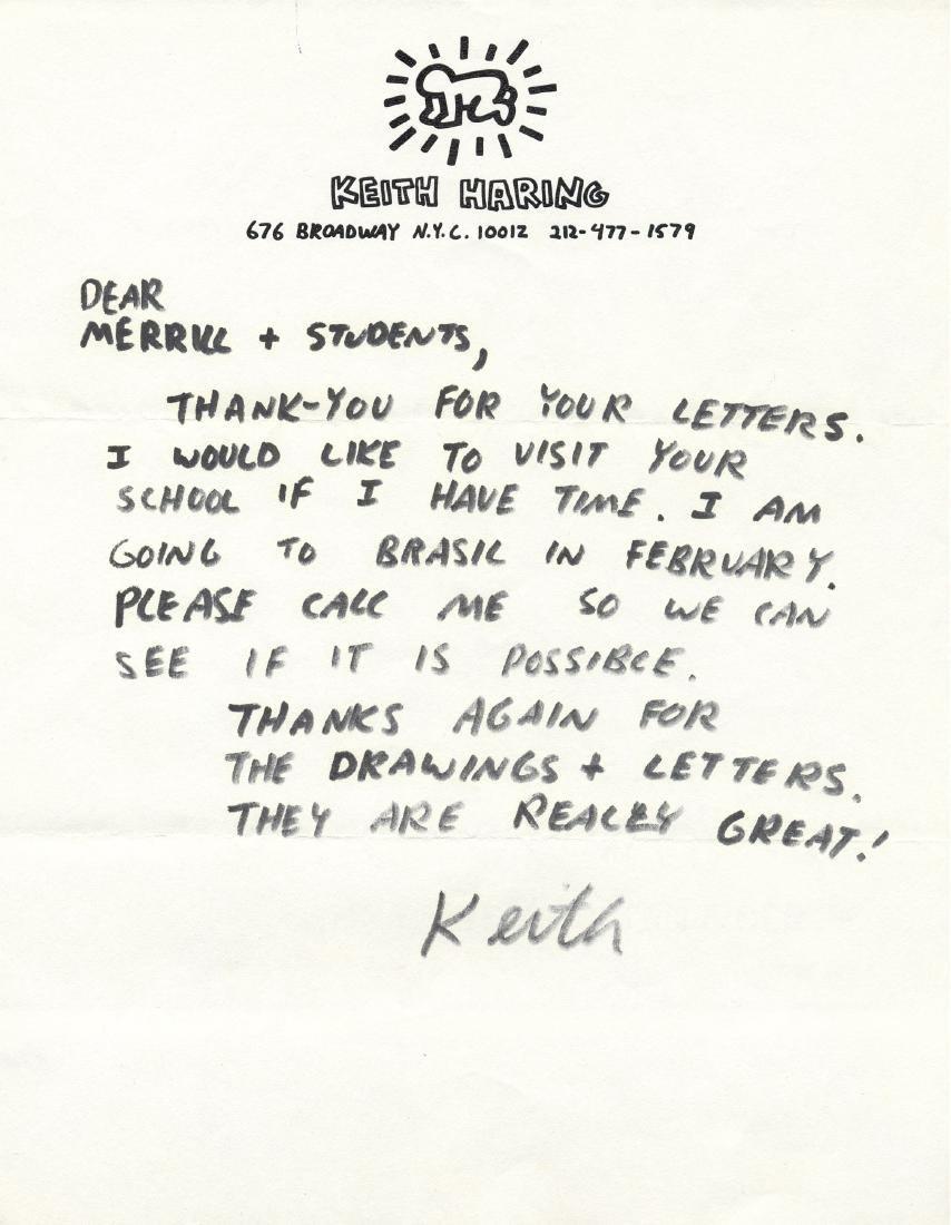 HARING KEITH: (1958-1990)