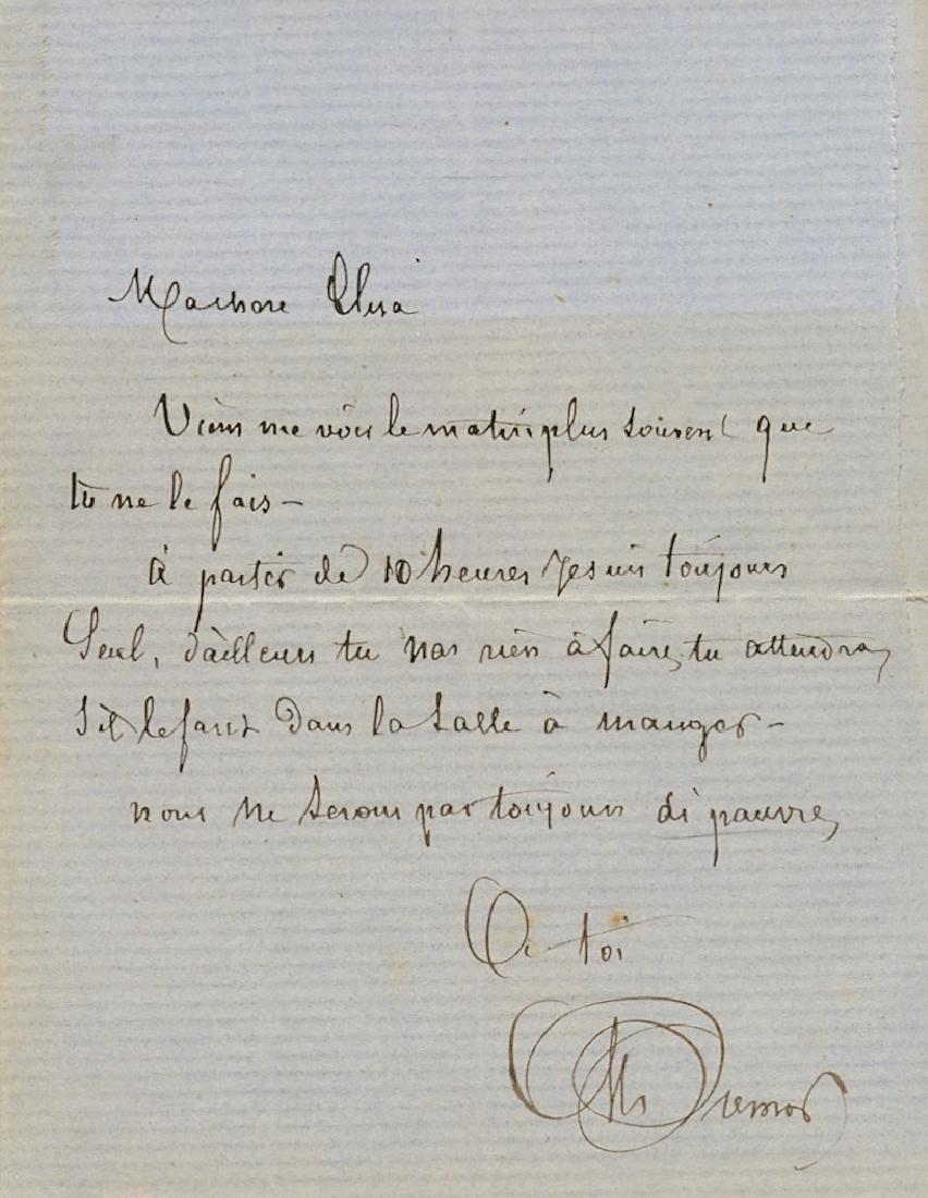 DUMAS ALEXANDRE Père: (1802-1870)