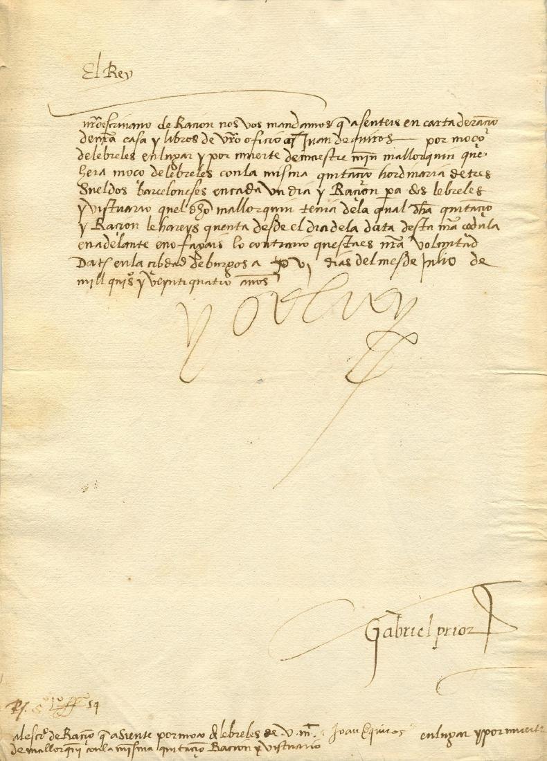 CHARLES V: (1500-1558)