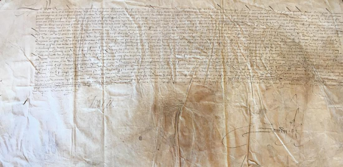CHARLES IX: (1550-1574)