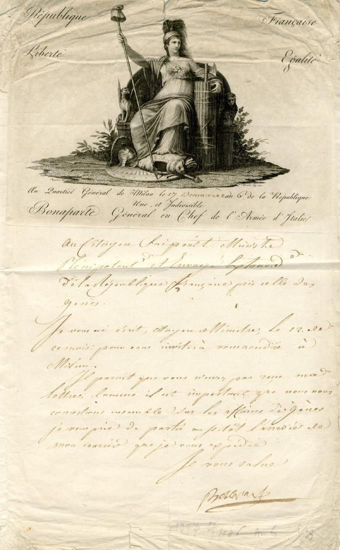 NAPOLEON I: (1769-1821)