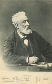 VERNE JULES: (1828-1905)
