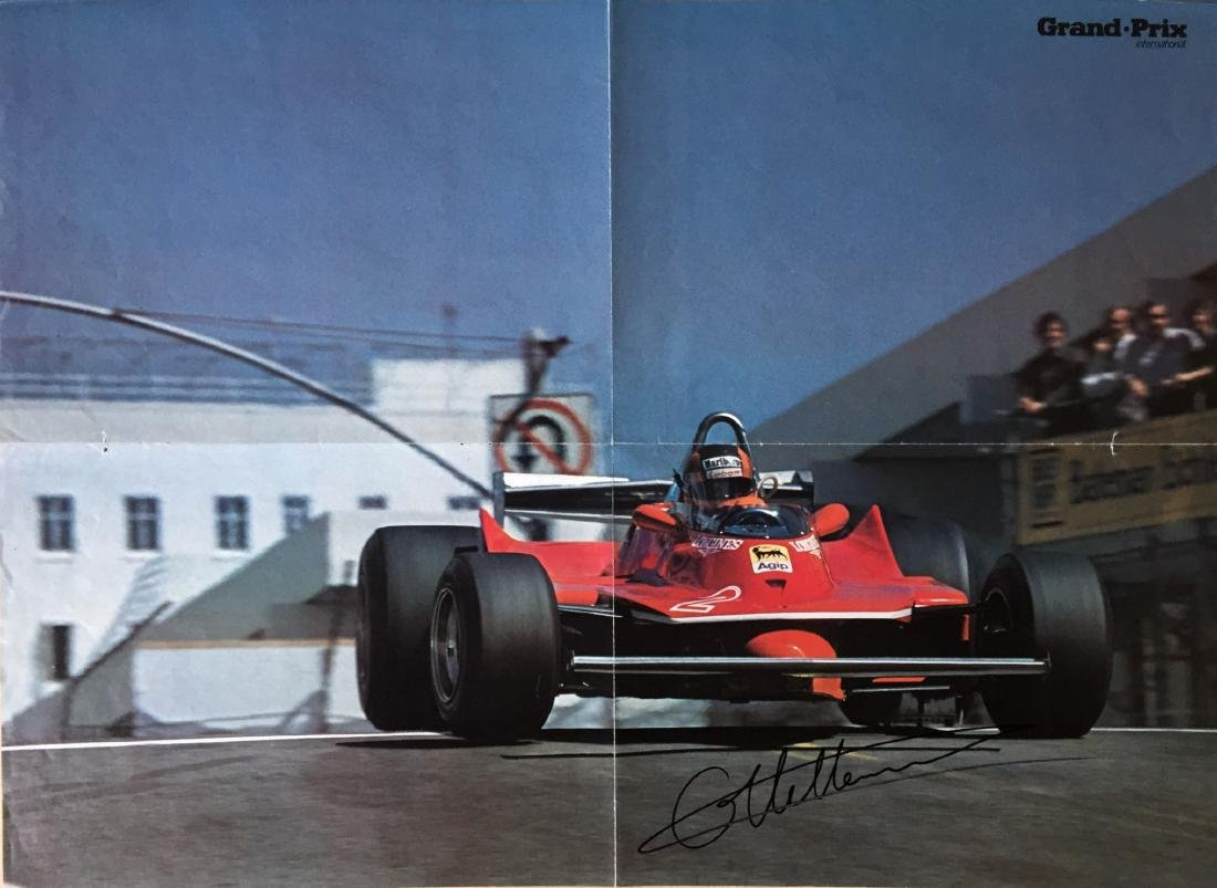 VILLENEUVE GILLES: (1950-1982)
