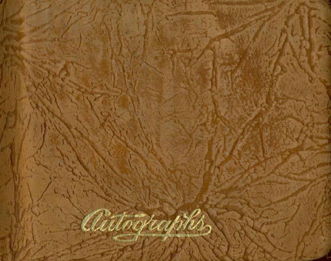 AUTOGRAPH ALBUM: - 4