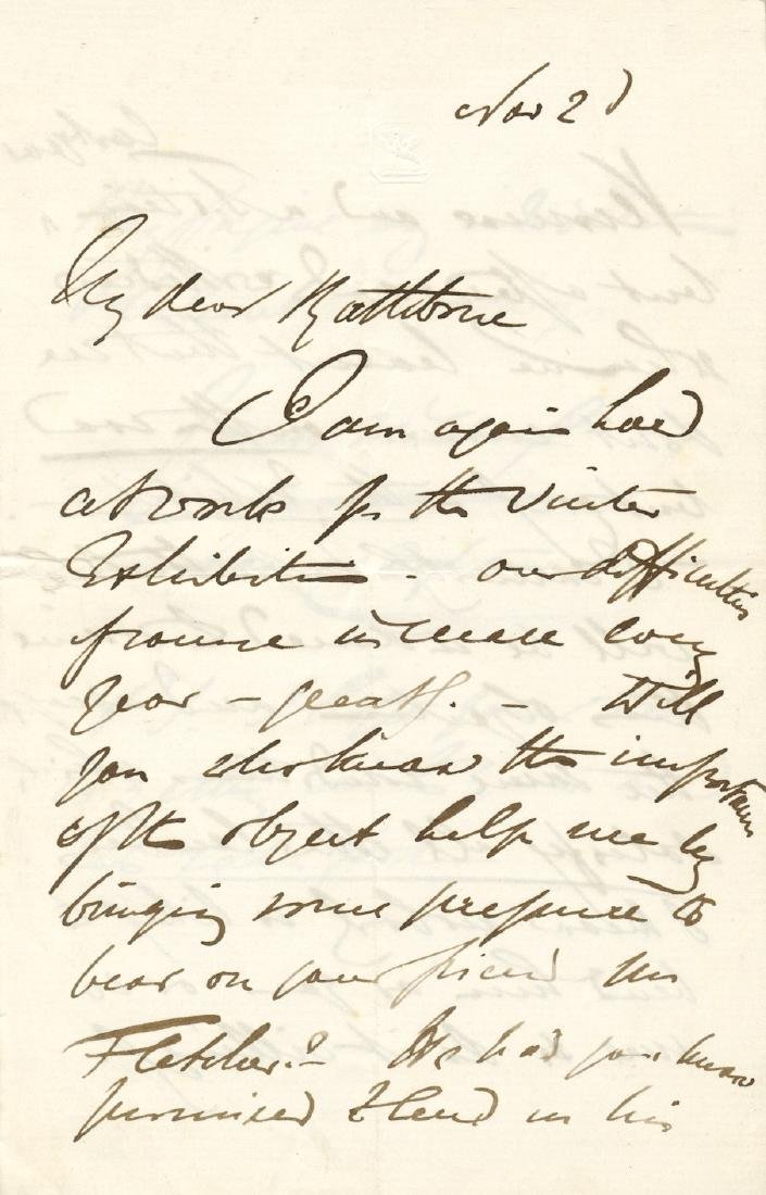 LEIGHTON FREDERIC: (1830-1896)