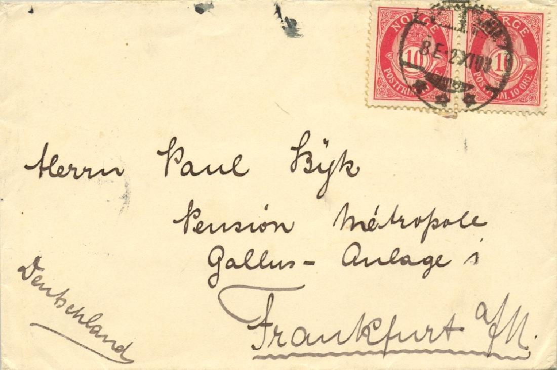 BJORNSON BJORNSTJERNE: (1832-1910) - 2