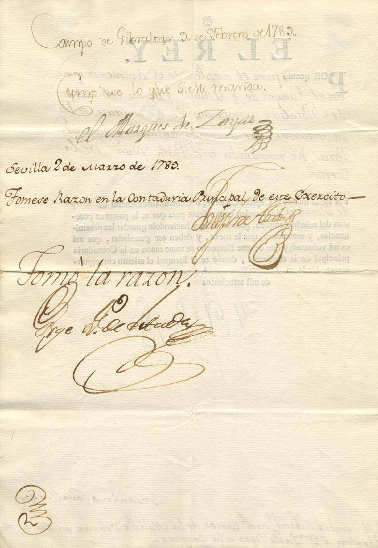 CHARLES IV: (1748-1819) - 2