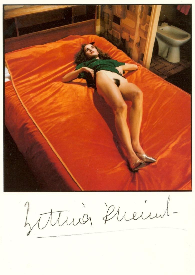 RHEIMS BETTINA: (1952- )