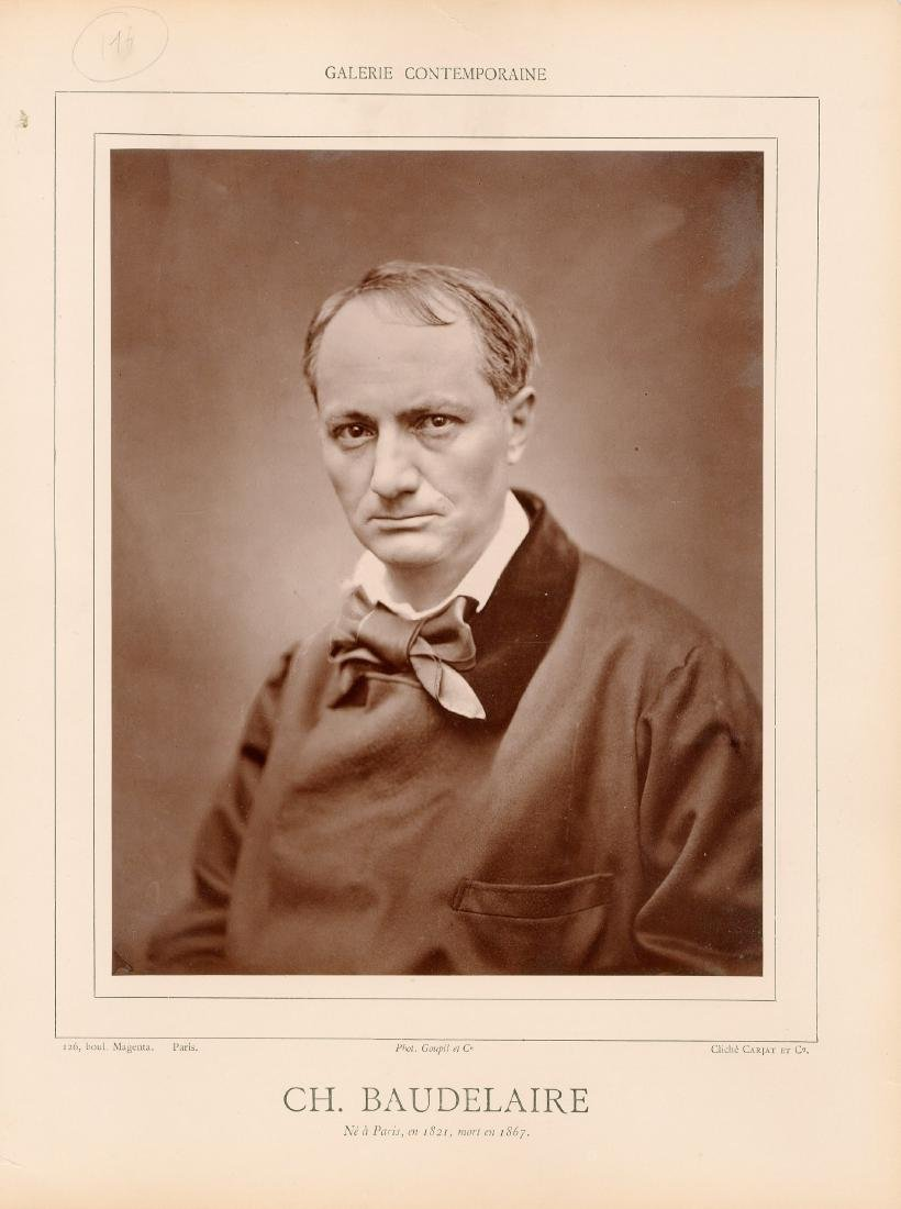 [BAUDELAIRE CHARLES]: (1821-1868)