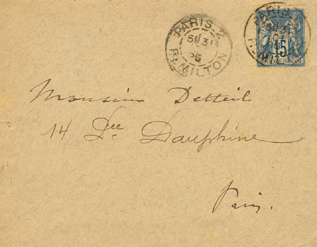 DUMAS ALEXANDRE: Fils (1824-1895) - 3