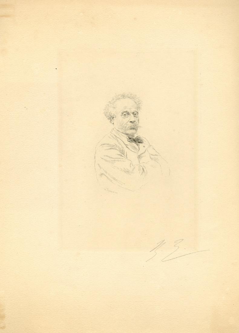 DUMAS ALEXANDRE: Fils (1824-1895) - 4