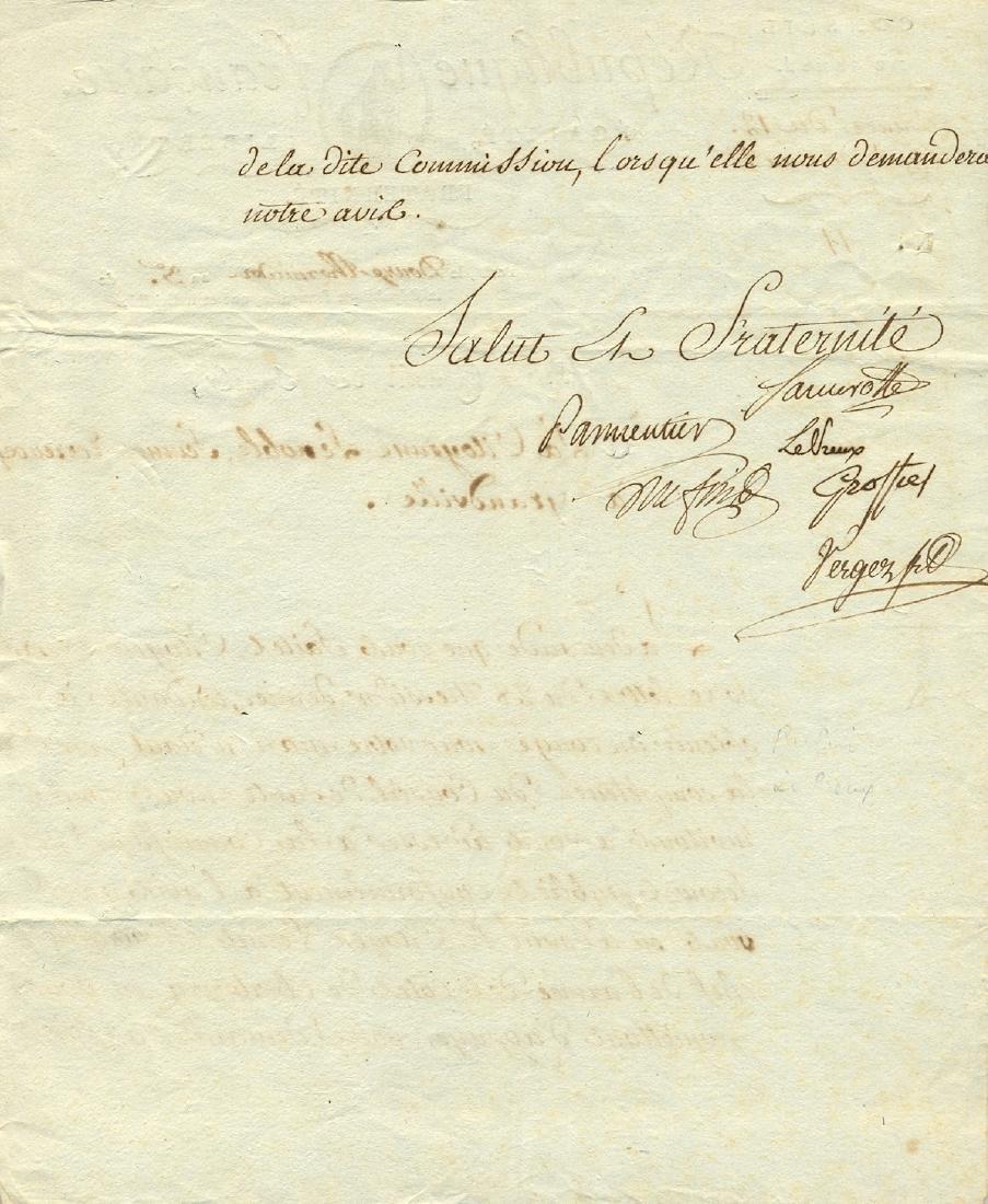 PARMENTIER ANTOINE AUGUSTIN: (1737-1813) - 2