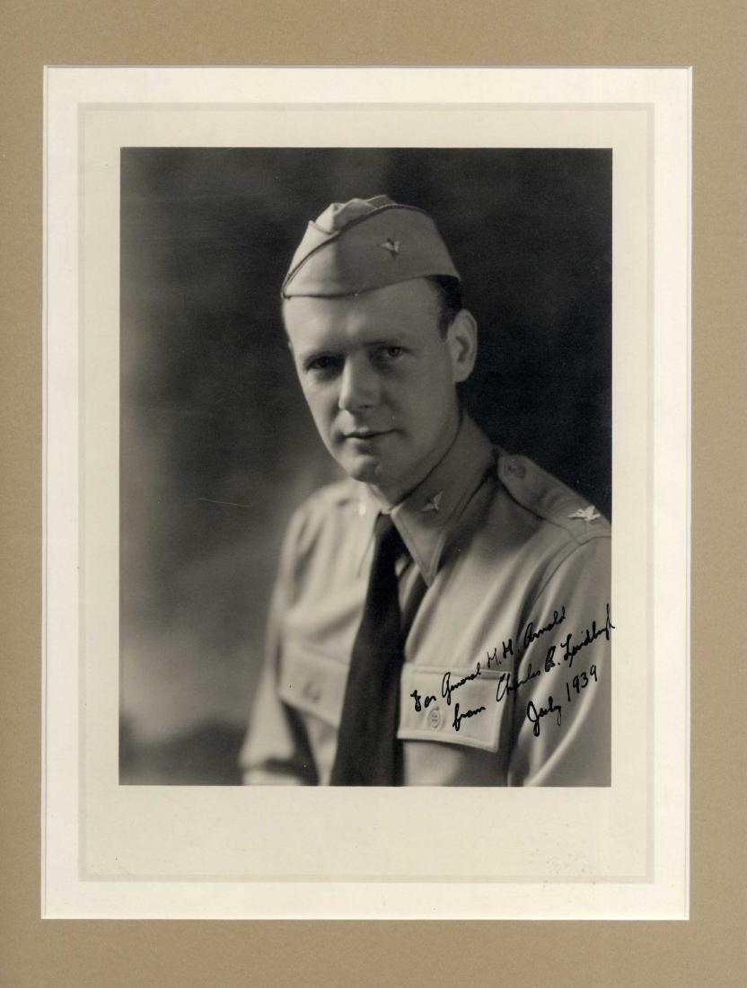 LINDBERGH CHARLES: (1902-1974)