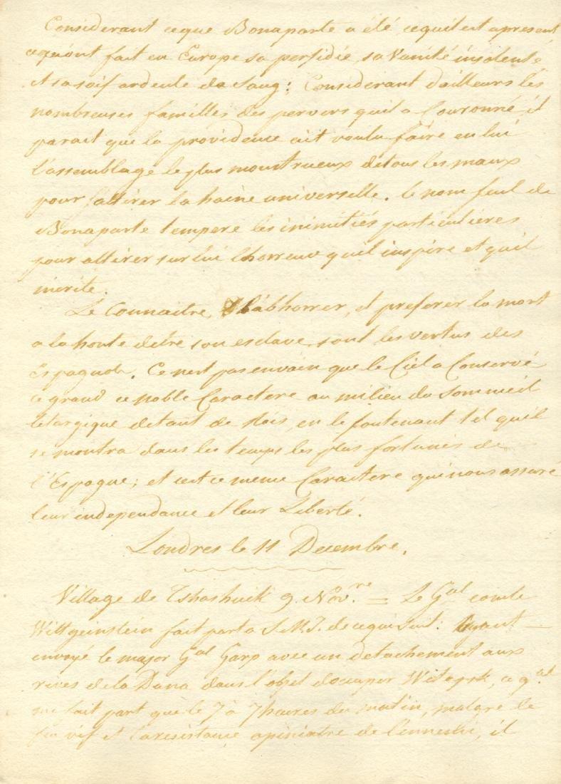 [SOULT NICOLAS JEAN DE DIEU]: (1769-1851) - 5