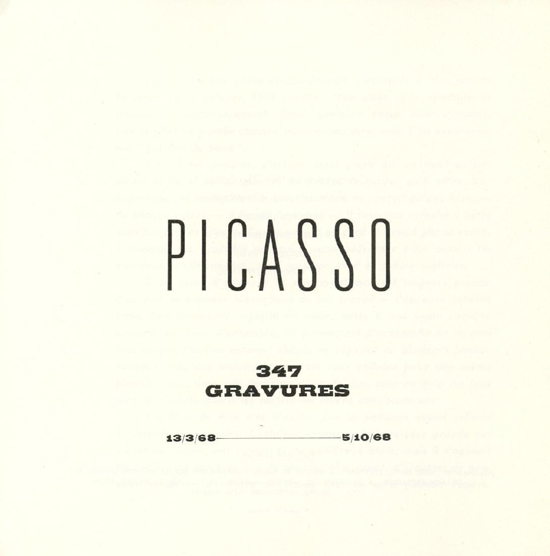 PICASSO PABLO: (1881-1973) - 3
