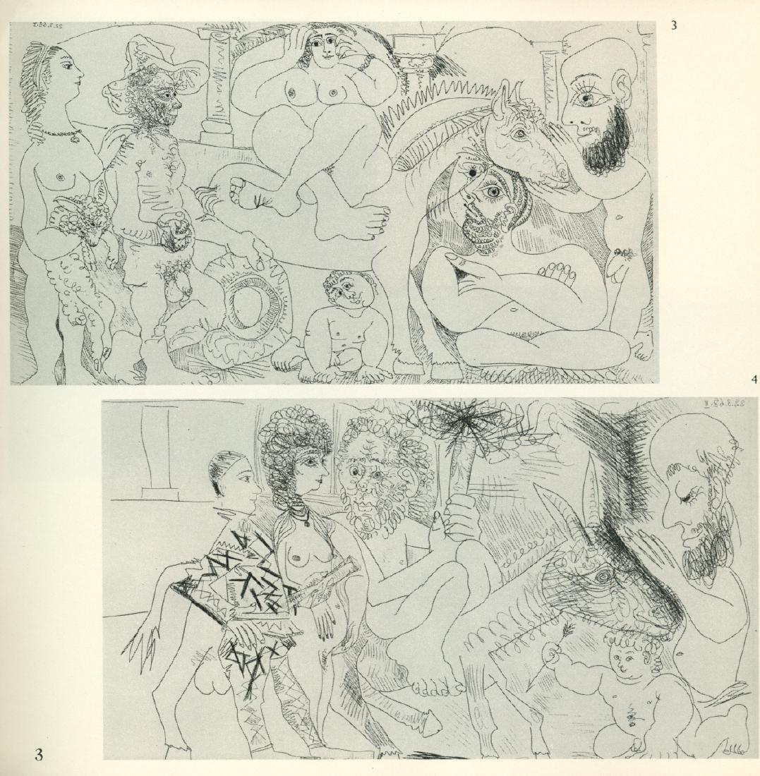 PICASSO PABLO: (1881-1973) - 4
