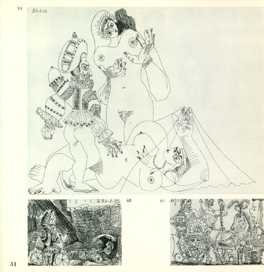 PICASSO PABLO: (1881-1973) - 5