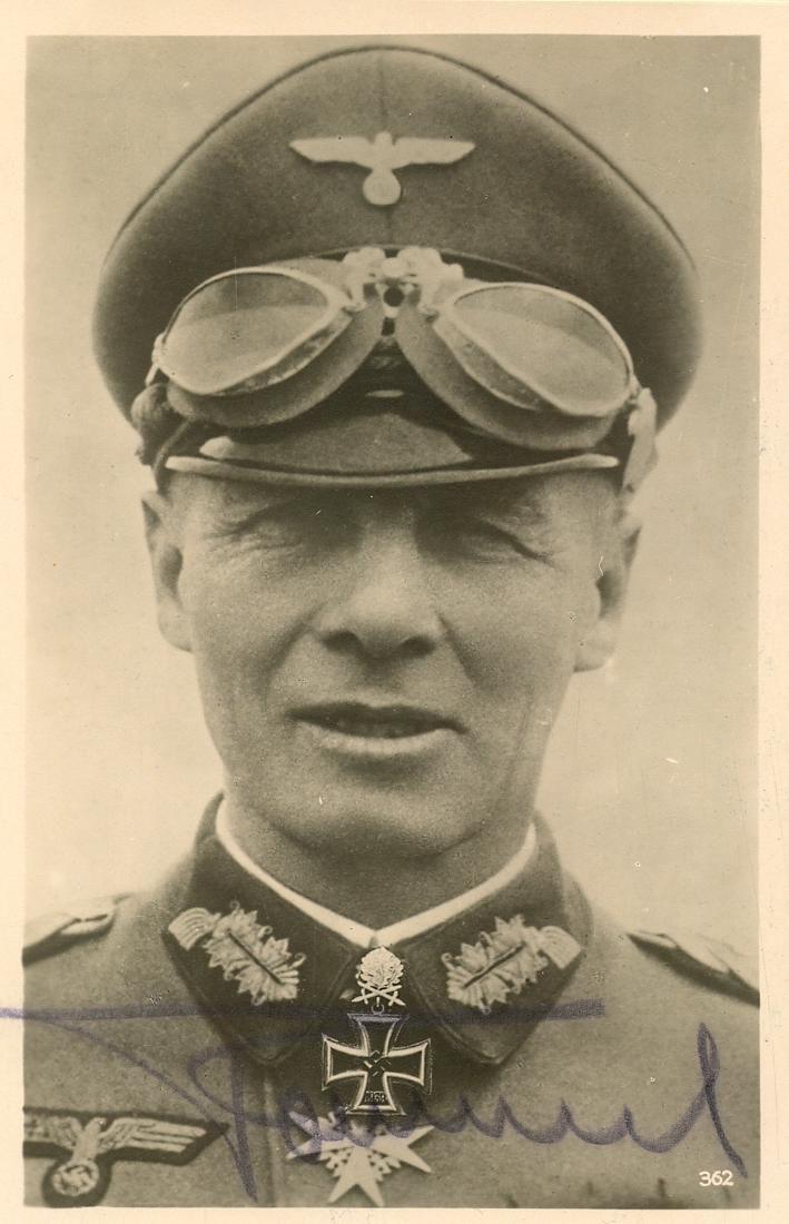 ROMMEL ERWIN: (1891-1944)