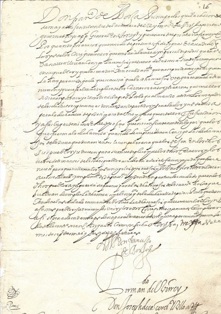 BORJA Y ARAGON FRANCISCO DE: (1581-1658)