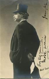 TWAIN MARK: (1835-1910)