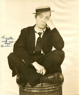 KEATON BUSTER: (1895-1966)