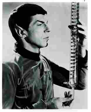 NIMOY LEONARD: (1931-2015)