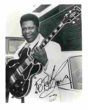KING B.B.: (1925-2015)