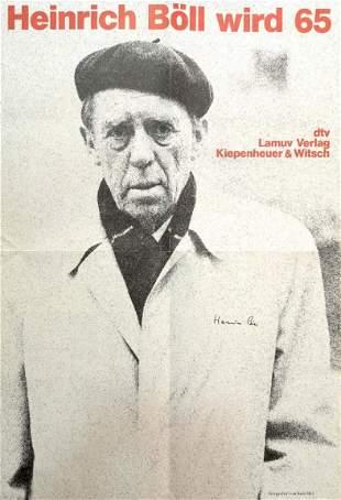 BOLL HEINRICH: (1917-1985)