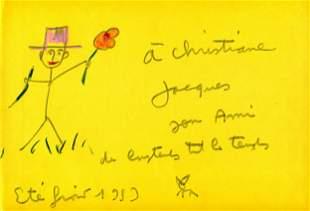 PREVERT JACQUES: (1900-1977)