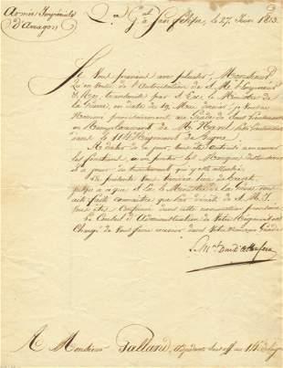 SUCHET LOUIS GABRIEL: (1770-1826)