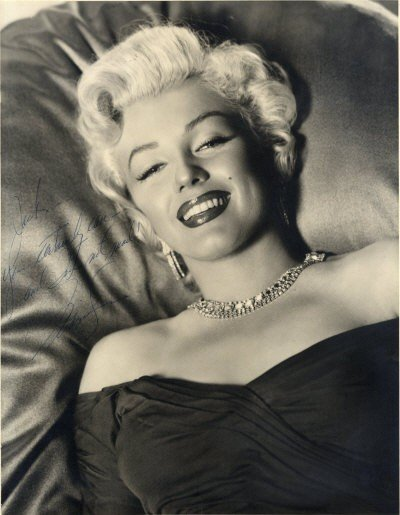 197: MONROE MARILYN: (1926-1962) American Actress & Sex