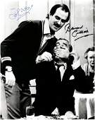 327: FAWLTY TOWERS: Small selection comprising a signed