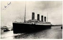 604: [R.M.S. TITANIC]: HART EVA (1905-1996) English Sur