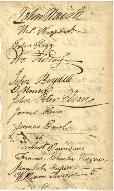 611: TURNER J. M. W.: (1775-1851) English Painter. An e