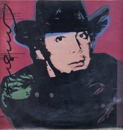 619: WARHOL ANDY: (1928-1987) American Pop Artist. Sign
