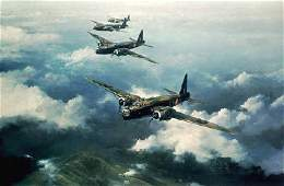 1059 DAMBUSTERS THE Selection of colour 235 x 20 pri