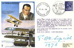 827 AVIATION Small selection of First Day Covers indiv