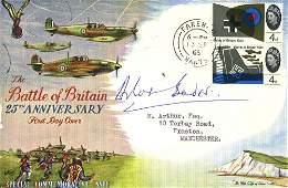 874 BADER DOUGLAS 19101982 British World War II Ace