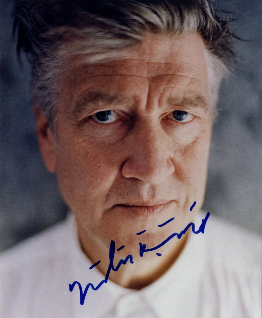 11: FILM DIRECTORS: A good selection of signed colour 8