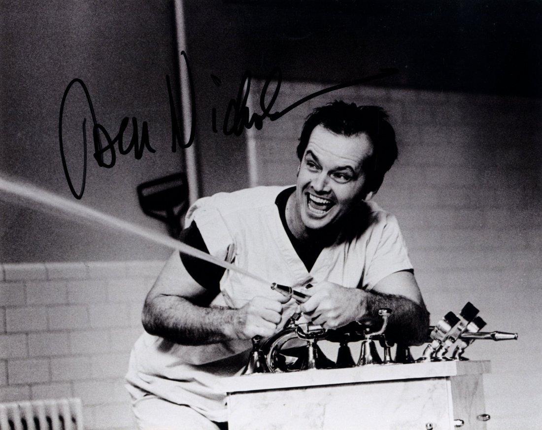 19: NICHOLSON JACK: (1937-     ) American Actor, Academ