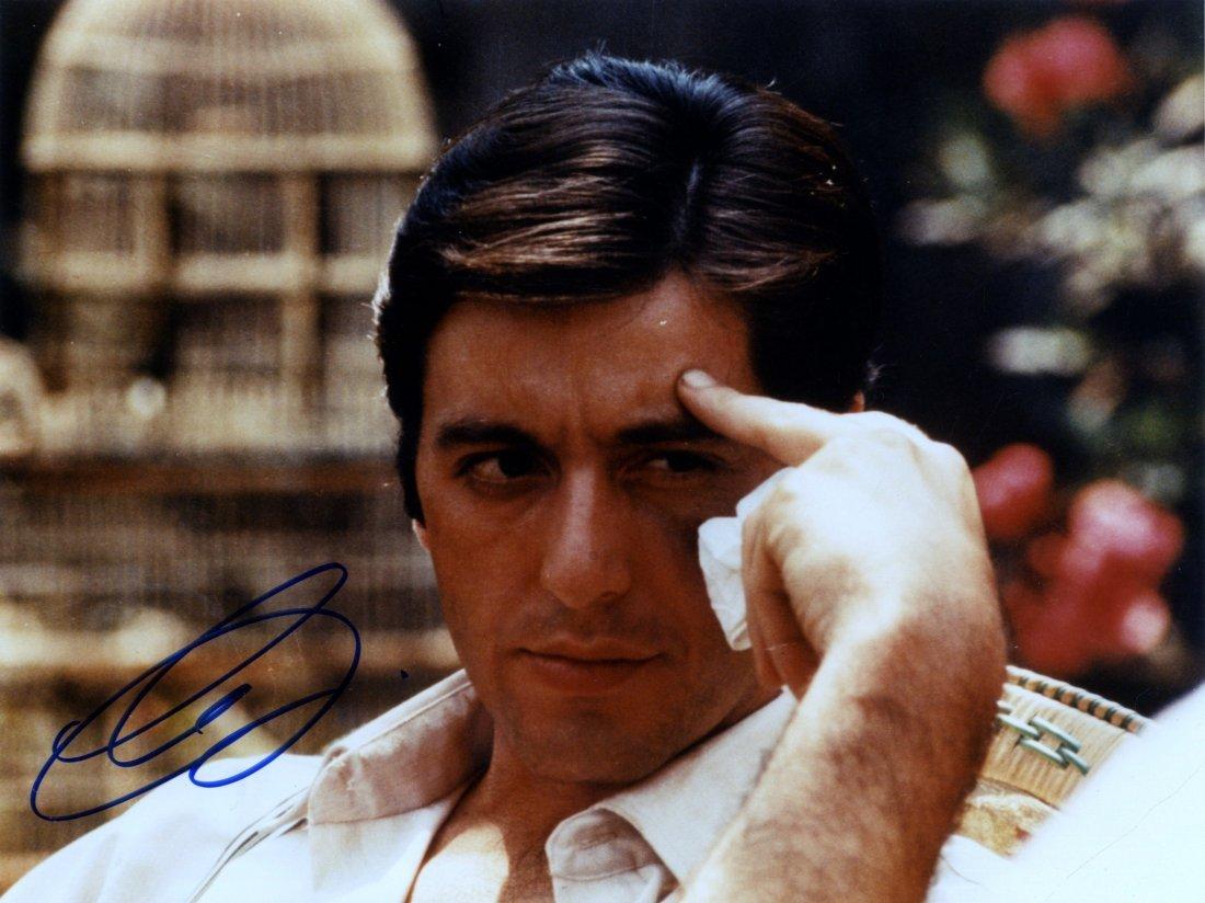 21: PACINO AL: (1940-     ) American Actor, Academy Awa