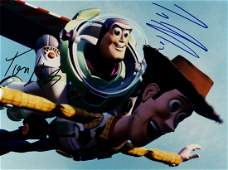 270: ANIMATED CINEMA: Selection of signed colour 8 x 10
