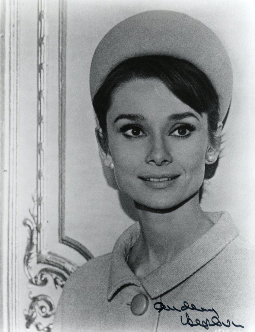 431: HEPBURN AUDREY: (1929-1993) Belgian-born Actress,