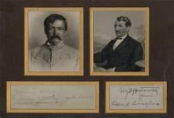 356: LIVINGSTONE & STANLEY: LIVINGSTONE DAVID (1813-187