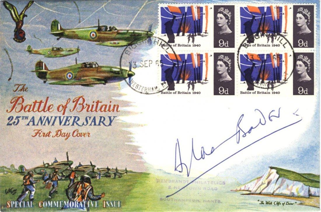 473: BADER DOUGLAS: (1910-1982) British World War II Ac