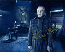 CINEMA: Selection of signed colour 8 x 10 photographs a