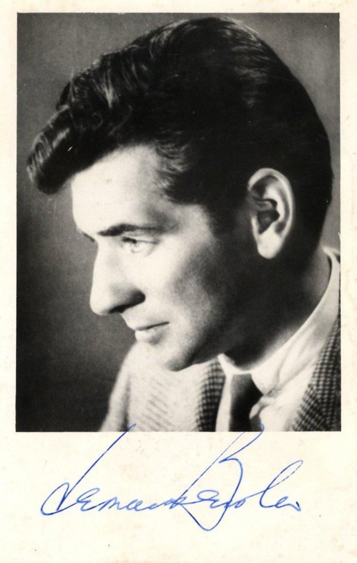 CONDUCTORS: Leonard Bernstein (1918-1990) American Cond