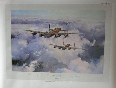 WORLD WAR II: Norman Jackson (1919-1994) British RAF Of