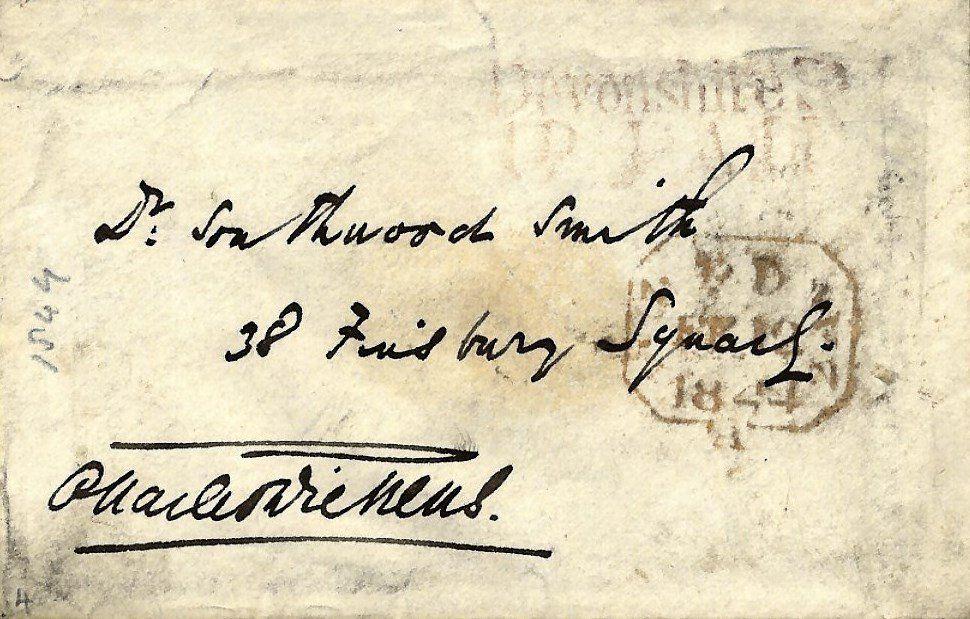 DICKENS CHARLES: (1812-1870) English Novelist. Autograp